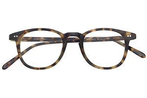 Montatura occhiali da vista Epos Zeus 46 22 150 BL blue + hoya lens clear new lq0LFS