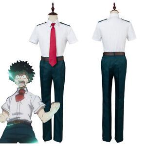 Boku no My Hero Academia Ochako Uraraka Tsuyu Uniform Cosplay Costume Suit