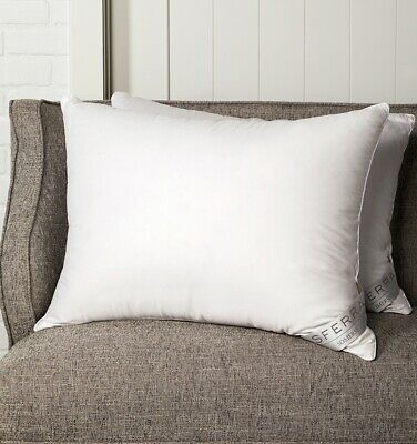 Bedding High Fill Power Fancy Colours Rapture Sferra Somerset Polish White Goose Down Pillow With 700
