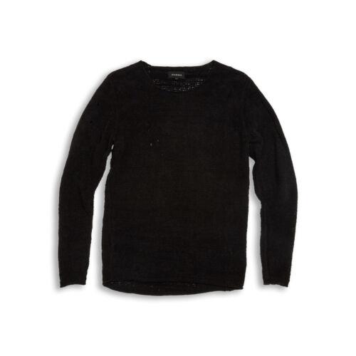 Chenille gr Luther L Pullover strickpullover Knit Destroyed Neu Men Gabba qfwAUPCx
