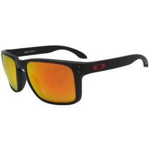 Oakley OO 9417-0459 HOLBROOK XL Matte Black w  Prizm Ruby Lens Mens ... 951d3c2f57