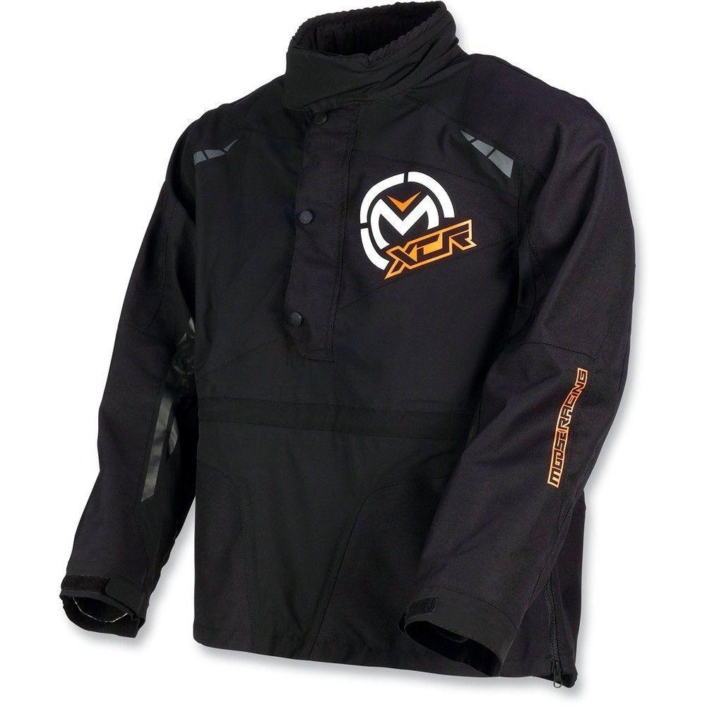 Moose Racing XCR Windproof Veste De Pullover Motocross Pour Homme Hors De Route Vélo S