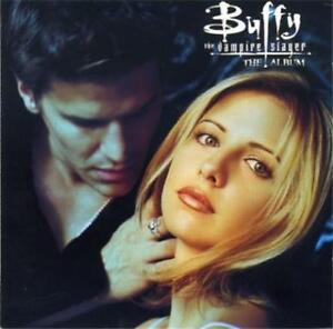 BUFFY-The-Vampire-Slayer-The-Album-CD-Sountrack-Nerf-Herder-Garbage-Hepburn