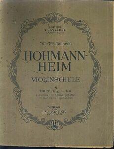 HOHMANN-HEIM-Violinschule-Heft-2