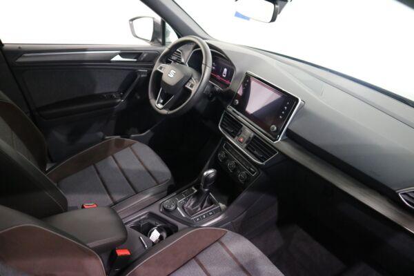 Seat Tarraco 2,0 TDi 190 Xcellence DSG 4x4 7prs - billede 5