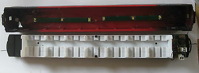 DCC Coach Lighting Kit with LED strips for gauge OO upwards