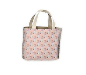 Stork For Pattern Shopping Tote Life Bag Baby Girl YqSwCxq8