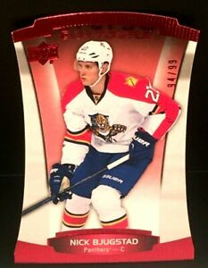 2015-16-UD-Contours-NICK-BJUGSTAD-Red-Base-Parallel-99-56-Florida-Panthers