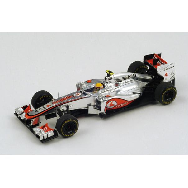 SPARK McLaren Mercedes MP4-27 Monaco GP 2012 Lewis Hamilton S3045 1 43