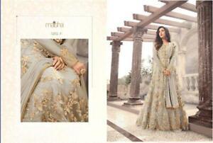 Designer-Anarkali-Suit-Pakistani-Bollywood-Salwar-Kameez-Ethnic-Party-Wear-New-K