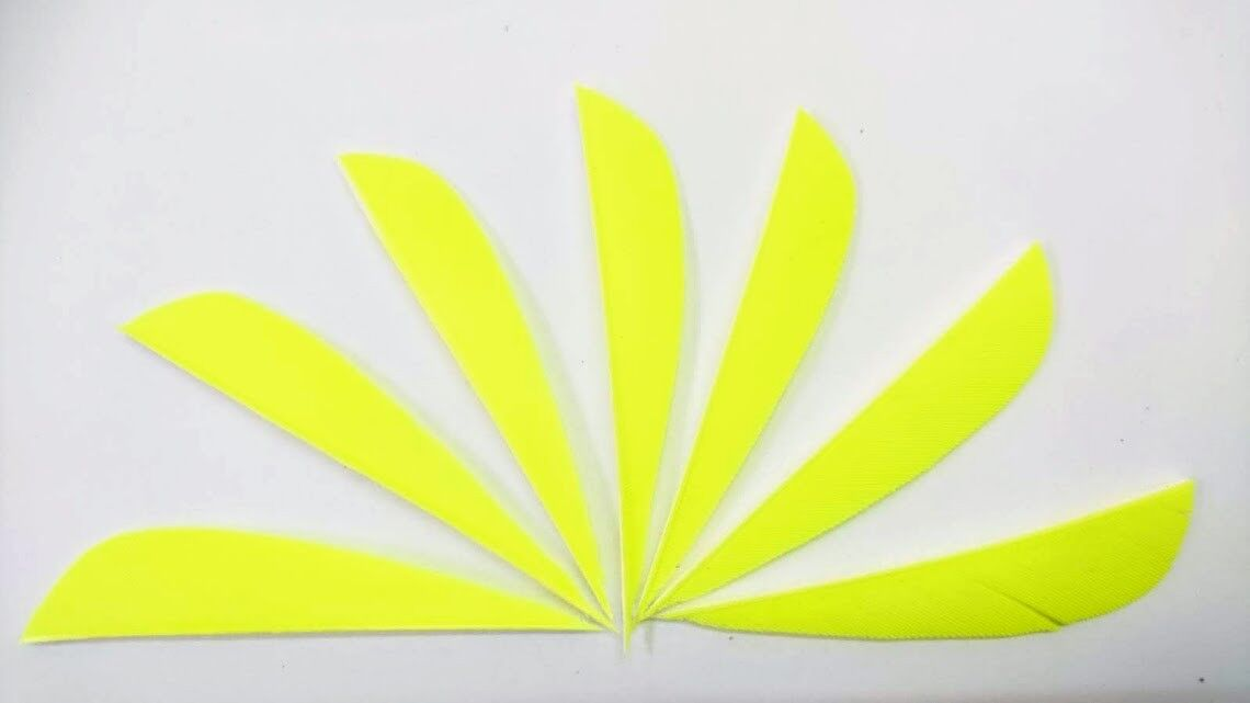 9 Parabol 3   yellow Ressorts Naturels Flèches Ressorts de Poing Turquie Flèches