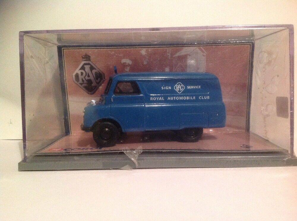 Corgi 06507 diecast Bedford CA Van RAC LTD Edition No. 0001 of 4000