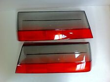 Tail Light Lens Set For Peugeot 505 SRI - NEW - (#552AB)