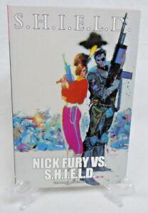 Nick-Fury-vs-Shield-Reprints-1-2-3-4-5-6-Marvel-Comics-TPB-Trade-Paperback-New