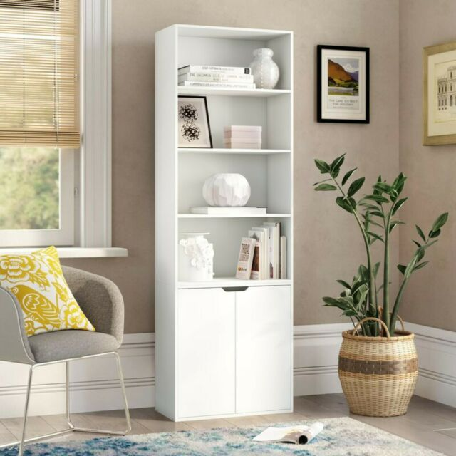 Kidkraft Bookcase Kids Book Shelf Furniture With Reading Nook Toy Learning White For Sale Ebay