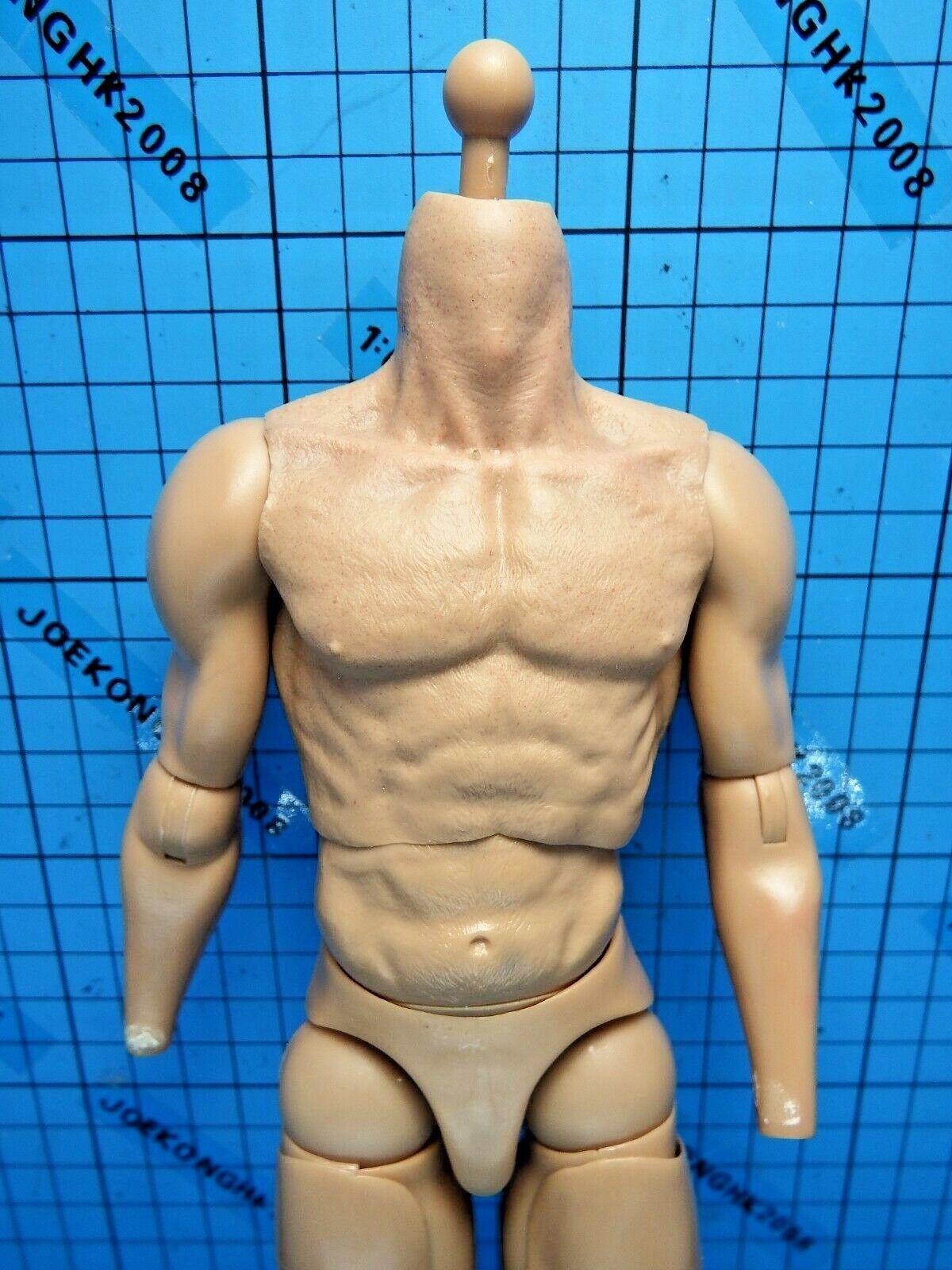 Heißes spielzeug bis 6 mms175 die avengers thor bild - muskulösen körper mit flecken
