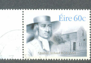 Irlande-quakers 2004-400th Anniv Fine Utilisé Seul-s 2004-400th Anniv Fine Used Single Fr-fr Afficher Le Titre D'origine