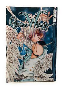 Glass-Wings-Manga-TokyoPop-Graphic-Novel-Misuzu-Asaoka-Fantasy-Anime-English