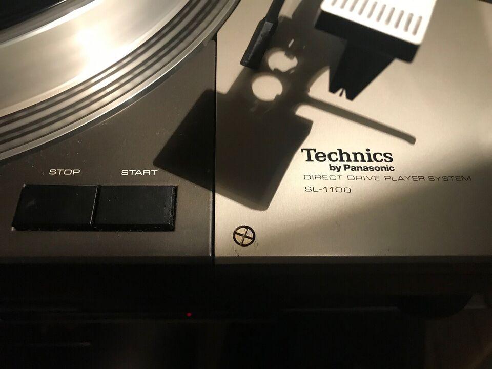 Pladespiller, Technics, SL-1100