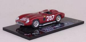 F43m016 Ferrari 500 Tr N.287 Coppa Sant'ambroeus 59 Monza '59 A. M. Peduzzi