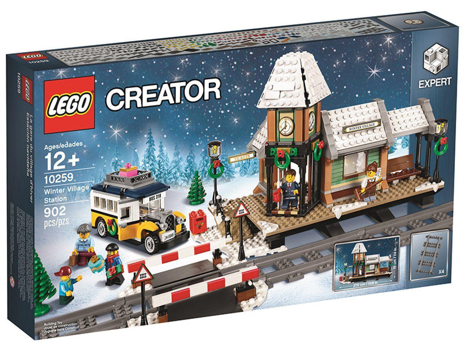 10259 LEGO Creator Expert Stazione Villaggio Invernale