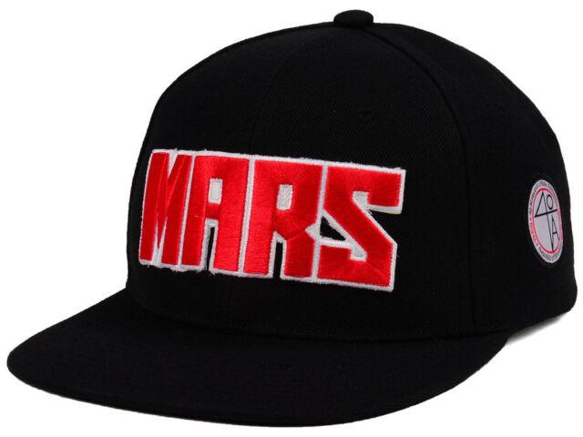 47eca3fef06 Mars Blackmon 40 Acres   a Mule Defend Brooklyn Spike Lee Black Snapback  Cap Hat
