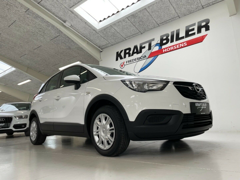 Billede af Opel Crossland X 1,2 Edition+
