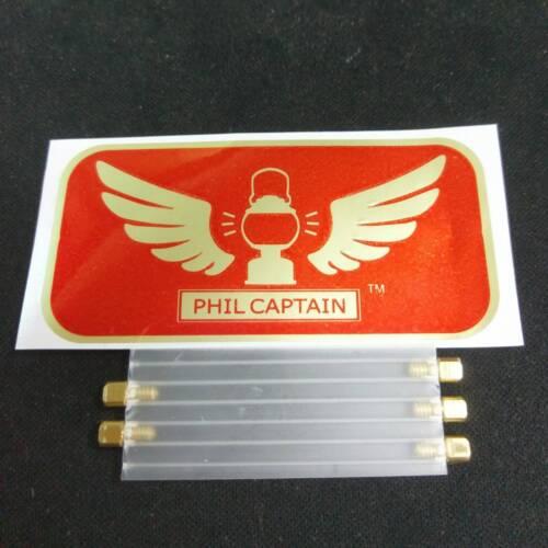Coleman 200A//242//247//201 Kerosene Generator Jets 5 Pieces