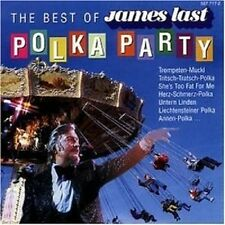"""JAMES LAST """"BEST OF POLKA PARTY"""" CD NEW+"""