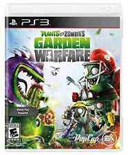 Plants vs. Zombies: Garden Warfare [PlayStation 3 PS3, Multiplayer Action] NEW