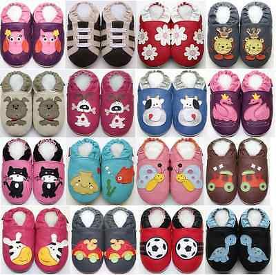 Minishoezoo Canada Chausson bébé chaussons bébé enfant chaussures cuir semelle