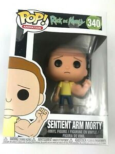 MINT Anime Funko Pop Rick and Morty Sentient Arm Morty Sentinent Muscle # 340