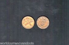 KATANGA CONGO AFRICA 1 FRANC 1961 CROSS SCARCE FIRST COIN