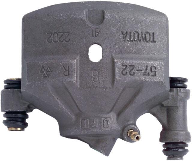 Disc Brake Caliper-Friction Choice Caliper No Core Return 19-656