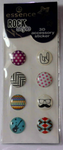 selbstklebend Essence Rock-// Glam Style 3D Accessory Sticker
