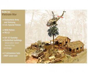 Italeri-1-72-Vietnam-War-Neu-und-Original-Verpackt