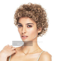Synthetic Short Jerry Curl Wet Look Michael Jackson Hair Style Jc03 Wig