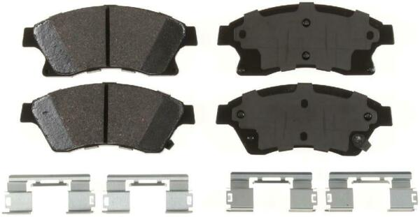Disc Brake Pad Set-GAS Front Monroe CX1522