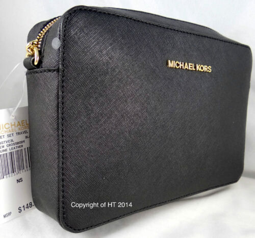 Michael-Michael-Kors-Jet-Set-Travel-Large-EW-Black-Leather-Crossbody-Bag