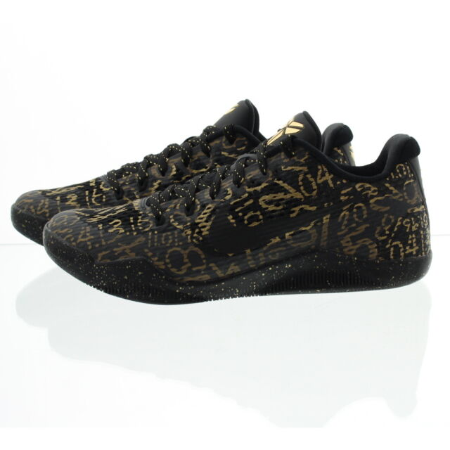 sports shoes 23ba0 a52ee Buy Nike 865773 Mens Kobe XI 11 Mamba Day Low Top Running Shoes SNEAKERS  online   eBay