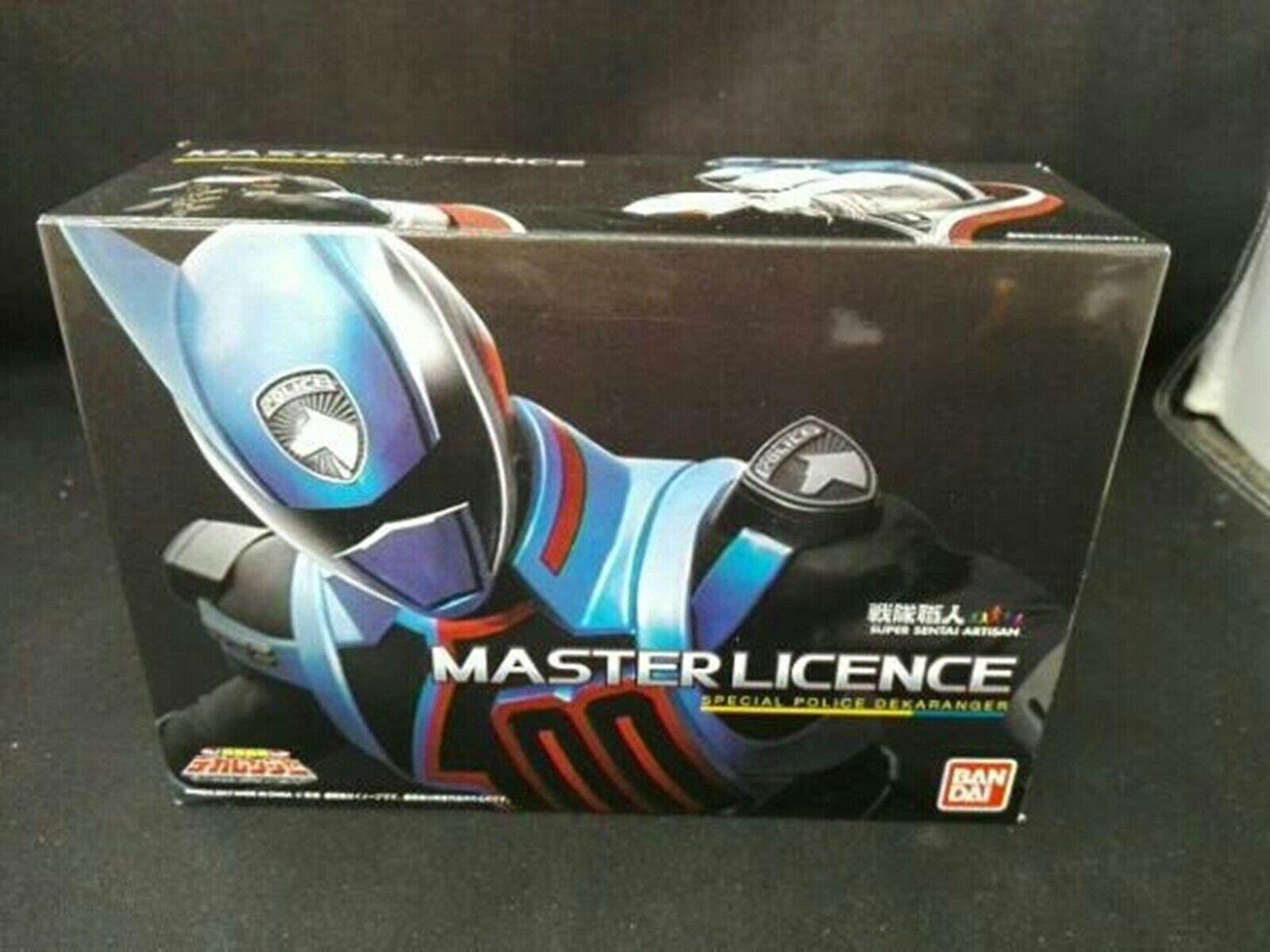 productos creativos Power Rangers Dekaranger Master License teléfono teléfono teléfono Sentai-syokunin Versión Japón  descuento de ventas