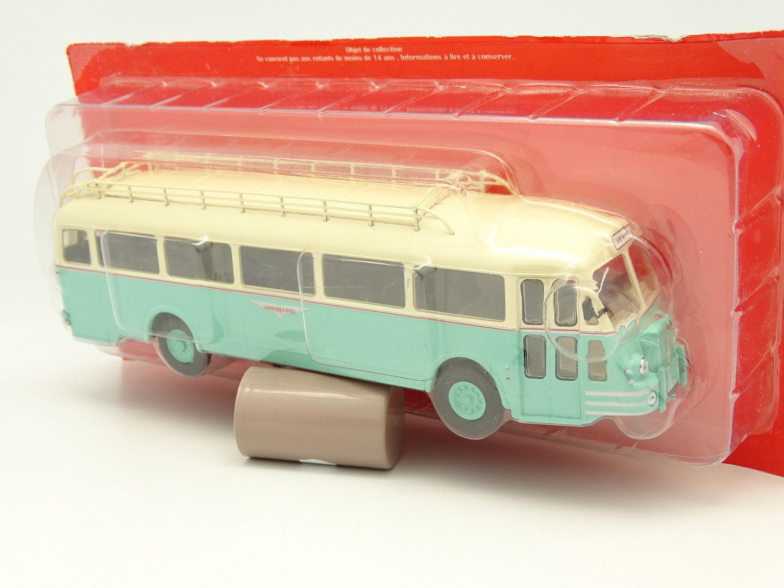 Altaya Ixo Presse 1 43 - Bus Car Autobus Bereifung Aph   Nase Schwein   1950