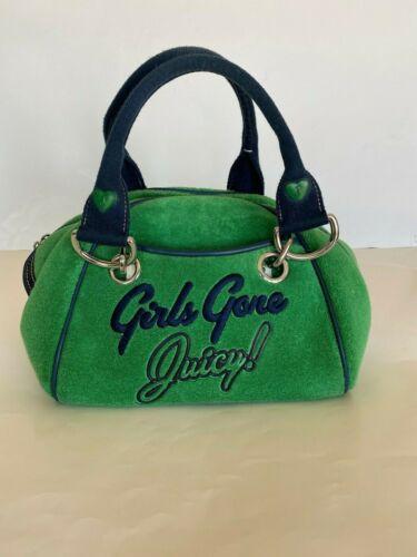 Juicy Couture satchel handbags