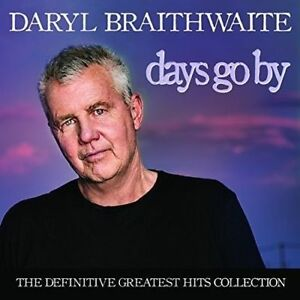 Daryl-Braithwaite-Days-Go-By-New-amp-Sealed-2-CDs