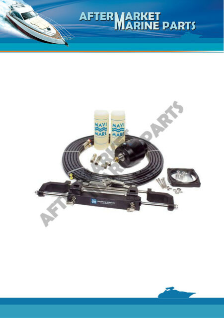 Hydraulic Steering System for OUTBOARD Marine Engines 150hp From Goldenship
