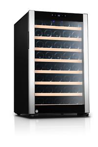 Kalamera KRC-52SZF Weinkühlschrank bis zu 52 Flaschen mit Temperatur von 5-18° C
