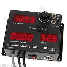 Brantz International 3 Pro Competition Trip Meter + Driver Display Socket
