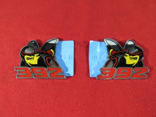 DODGE CHARGER SCATPACK 392 Emblem Right /& Left Side NEW OEM MOPAR