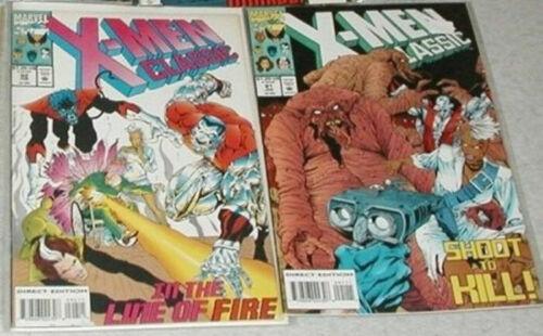 Classic X-Men U-PICK ONE #91,92,101,102,103,105,106,109 Marvel PRICED PER COMIC
