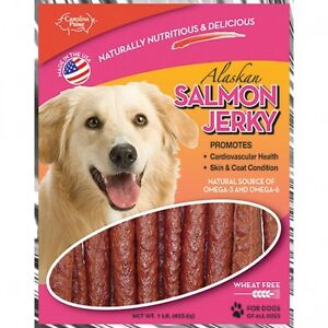 Is Salmon Jerky Good For Dogs